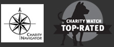 Charity Navigator and Charity Watch Top Rated