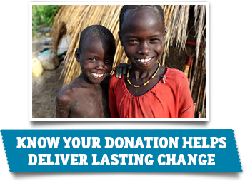 CARE will use your donation, where needed most, to help those in need.